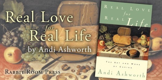 Release Day Interview with Andi Ashworth, author of Real Love for Real Life
