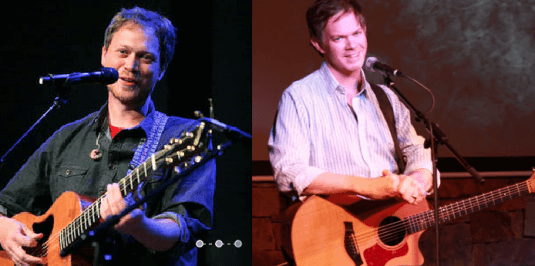 """You Gotta Hear This…"" Andrew Peterson and Jason Gray on Tour"