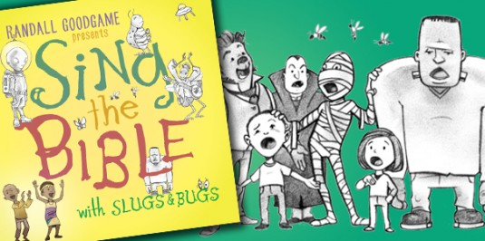 Released: Sing the Bible with Slugs and Bugs
