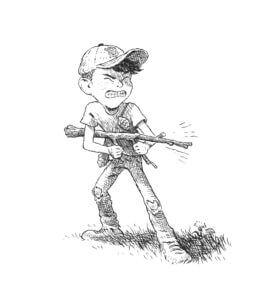army-boy