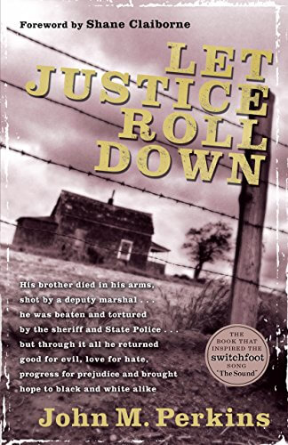Reading Group: John Perkins' <em>Let Justice Roll Down</em>